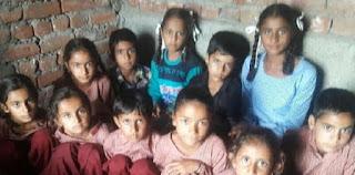 जब पाकिस्तानी गोलाबारी के बीच 10 घंटे फंसे रहे दो स्कूलों के 217 बच्चे more than two hundred children were stucked in pak shelling in school