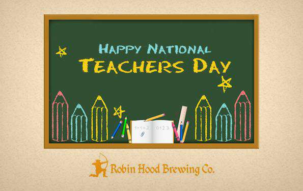 National Teacher Day Wishes For Facebook