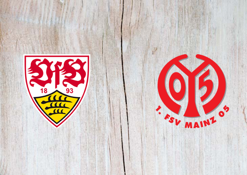 Stuttgart vs Mainz 05 -Highlights 29 January 2021