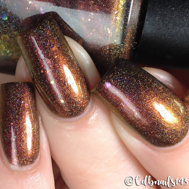 Supernatural Lacquer-The Fire Eater