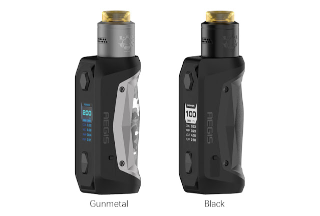 GeekVape Aegis Solo Tengu Kit Preview