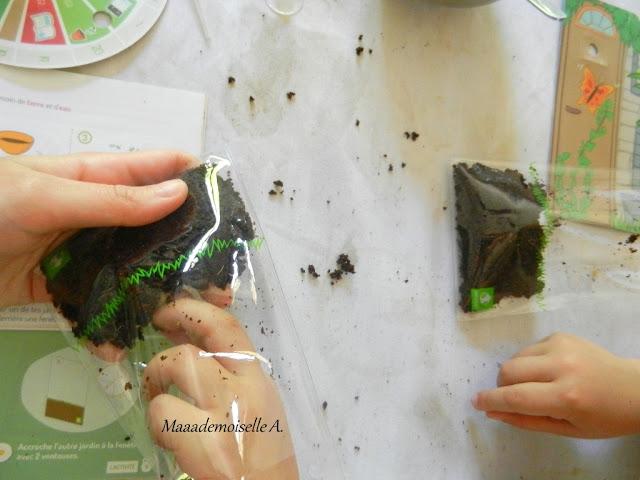 || Kit Créatif Pandacraft : Les plantes (Présentation & Avis)