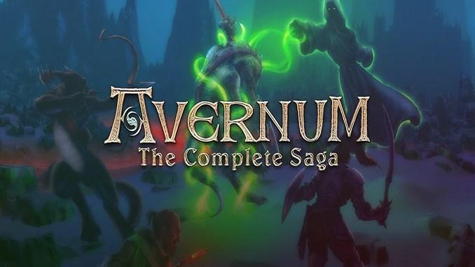 Avernum – The Complete Saga