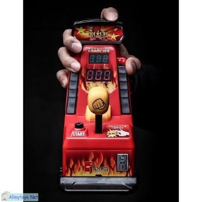 Mini Working Boxing Arcade Game Toy 1