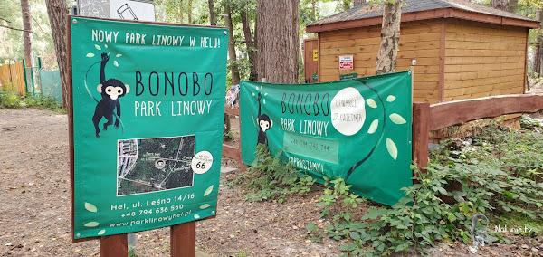 Park Linowy Bonobo Hel
