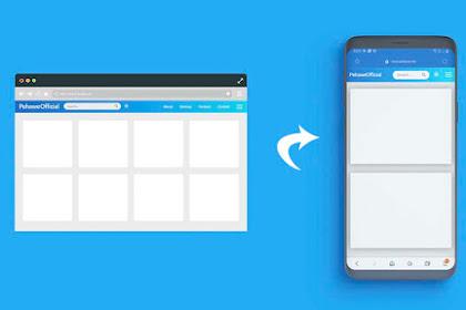 Cara Mengubah Warna Address Bar Blog di Browser Smartphone