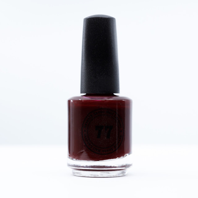 Seventy-Seven Nail Lacquer #Squadghouls