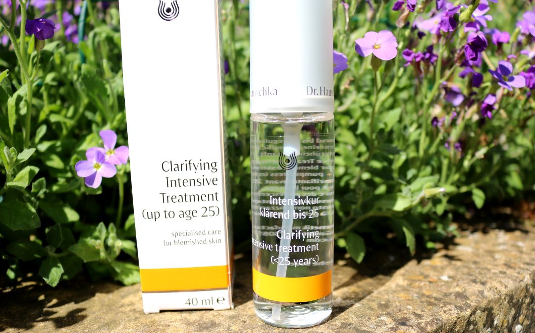 Dr. Hauschka Clarifying Intensive Treatment for Acne / Blemish Prone Skin review