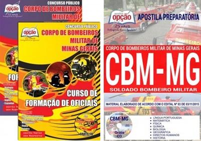 Apostila Concurso CBM-MG 2018 CFO e Soldado