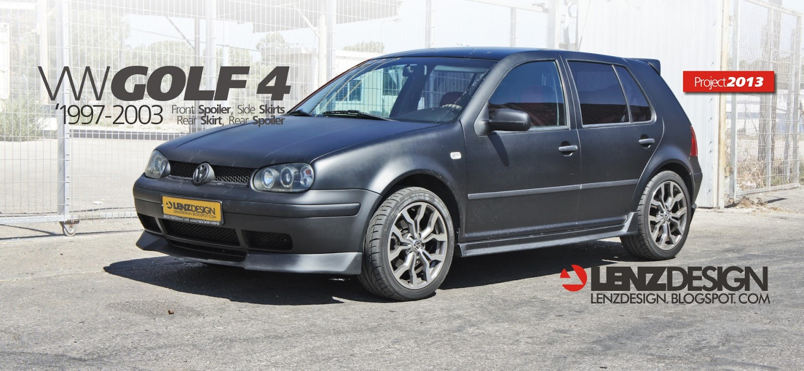 Cars For Sale In Pa >> VW Golf 4 Tuning Lenzdesign. שיפורים חיצוניים לרכב - Auto ...