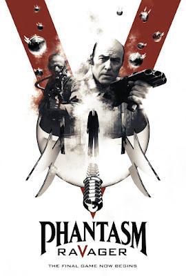 Phantasm: Ravager Poster