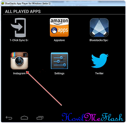 Download instagram Bluestacks