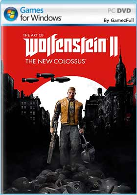 Wolfenstein II The New Colossus PC Full Español | MEGA