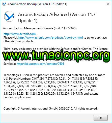 Acronis Backup Advanced El Backupper Definitivo