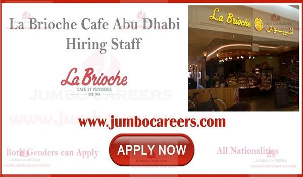 New job vacancies in Abu Dhabi, Job openings in Gulf countries,