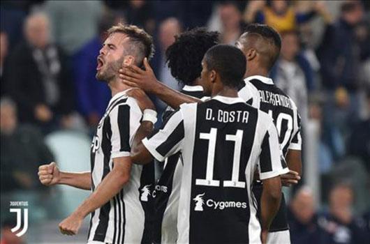 Video Juventus - Torino: Bắn phá dữ dội, 2 bàn đắng ngắt