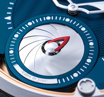 MONTANDON & Co Oceanrider TMA01 V1 watch