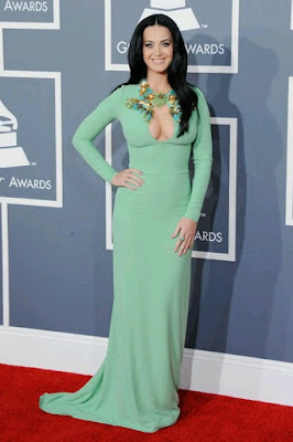 Katy Perry GRAMMY Awards 2013