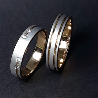 cincin nikah kawin tunangan cople