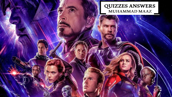 Marvel Cinematic Universe Knowledge Test Questions Answers