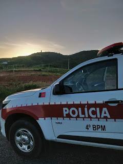 Adolescente infrator suspeito de roubo é apreendido por policiais do 4º BPM em Guarabira
