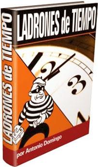 Ladrones de tiempo – Antonio Domingo