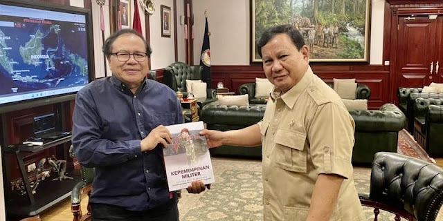 Dalam Kondisi Krisis, Prabowo Subianto Butuh Pakar Ekonom Sekelas Rizal Ramli