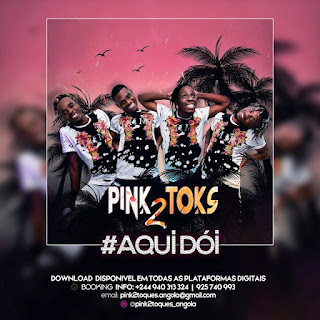 Pink 2 Toques feat Dj Aka M - Aqui Doi (Afro House) Download Mp3