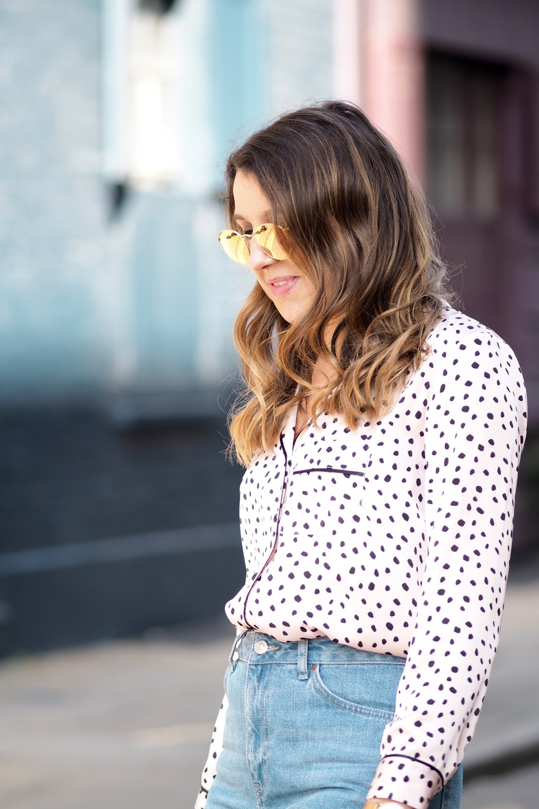 f52f7dc64f One trend that seems to have taken over the high street is pyjama dressing.  From pyjama style tops to loose fitting eyelash lace cami dresses the list  is ...