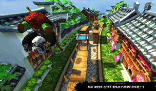 Ninja Panda Dash Apk Mod For Android Free Download Full Version