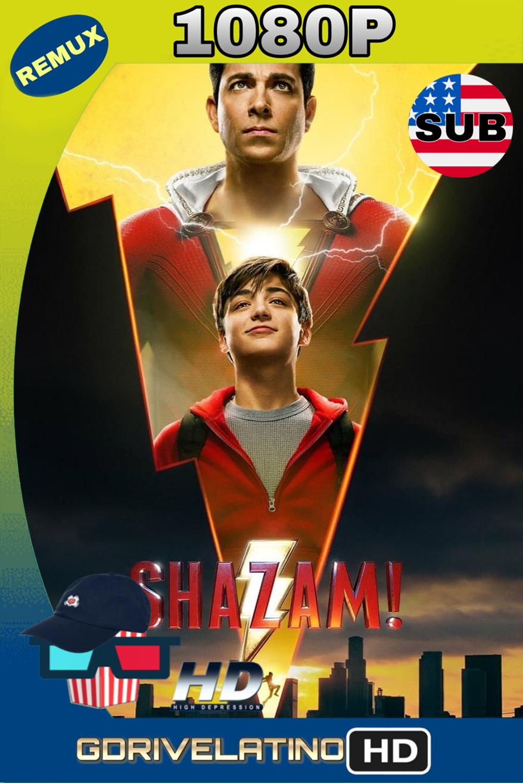 Shazam! (2019) REMUX 1080p (Subtitulado) MKV