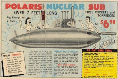 Polaris Nuclear Sub