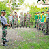 Maknai Hari Juang TNI AD, Koramil 03/Serengan Gelar Karya Bakt dan Bakti Sosial