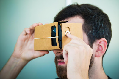 Virtual Reality Headset Google Releases This Year