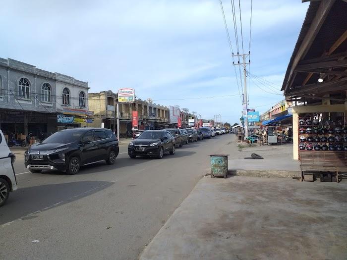 Arus Balik di Lintas Banda Aceh-Medan Terlihat Padat