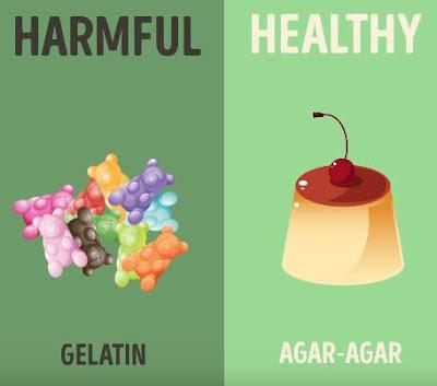 Good Bad food for Health 2
