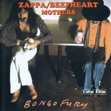Frank Zappa Captain Beefheart... Bongo Fury