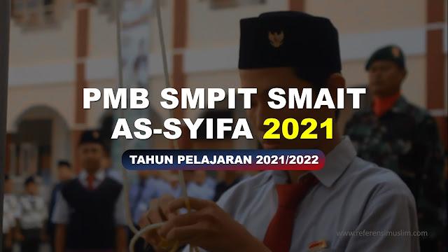 Penerimaan Murid Baru SMPIT SMAIT AsSyifa Boarding School Subang 2021