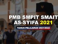 Update Penerimaan Murid Baru SMPIT SMAIT AsSyifa Boarding School Subang 2021