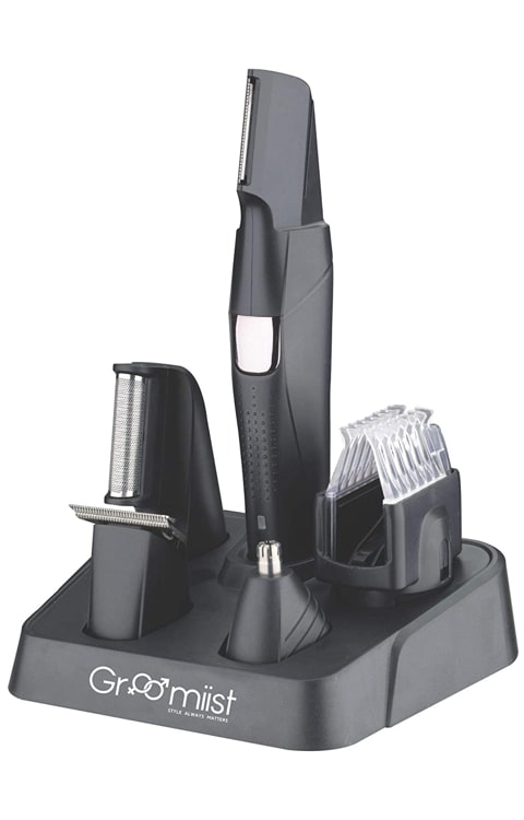 Groomiist PT-303 All-in-one cordless grooming kit.
