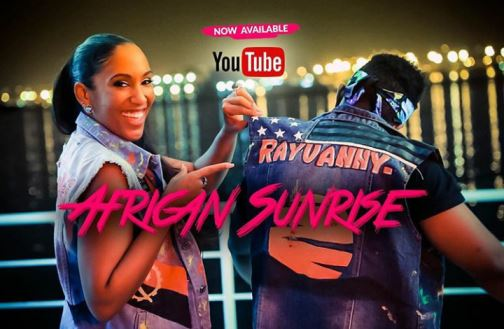 Nsoki Ft Rayvanny - African Sunrise