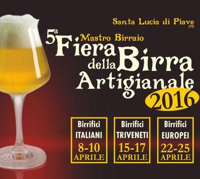 fiera della birra artigianale aprile