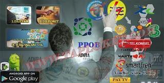 Pt Topindo solusi komunika Grosir Kalimantan pusat SINKA Pulsa topautopayment pulsa murah Kalimantan loket ppob tappulsa toppulsa