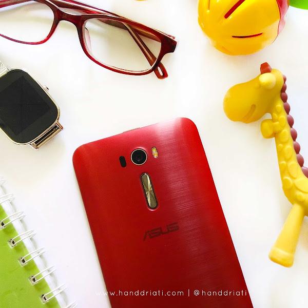 Review ASUS Zenfone 2 Laser ZE601KL : Smartphone Dengan Layar Lebar !