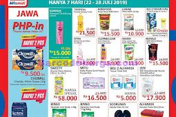 Katalog Promo HAP Alfamidi Weekday Terbaru 22 - 28 Juli 2019