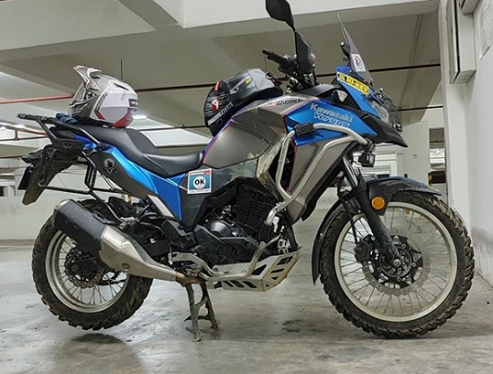 Kawasaki Versys X-250 Tourer