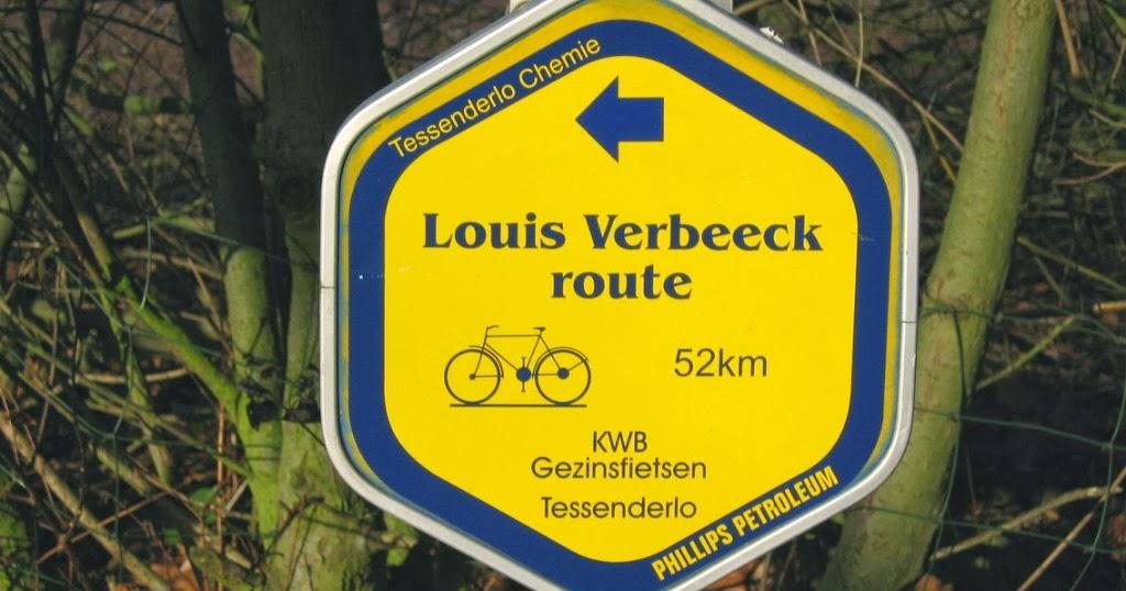 TOUR DE FRANS: Louis Verbeeckroute