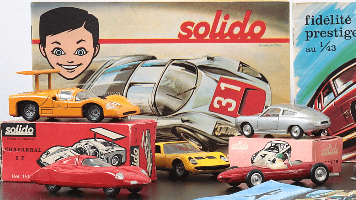 Collection Club Solido Series 100 1:43