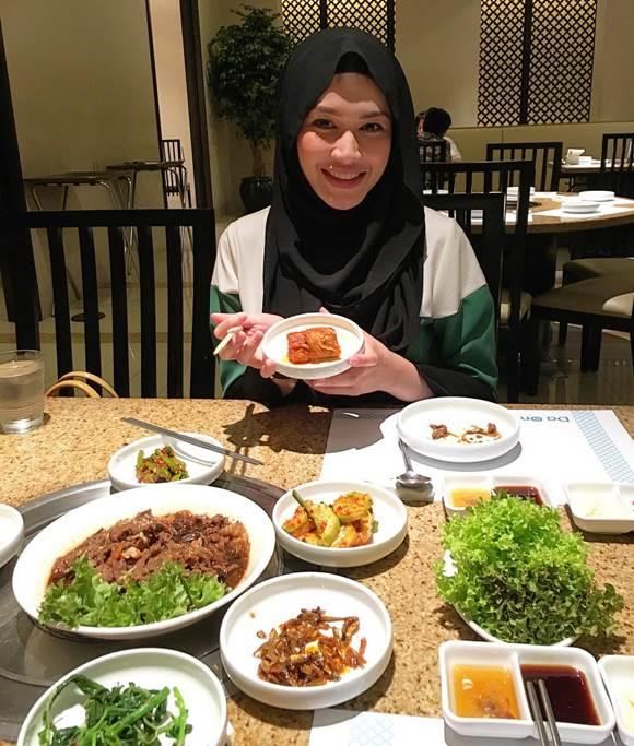Niena Baharun Dalam Drama Cinta Teruna Kimchi