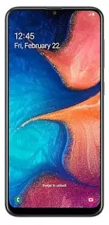 Full Firmware For Device Samsung Galaxy A20s SM-A2070
